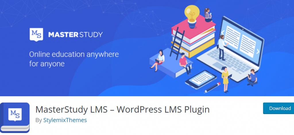 MasterStudy LMS banner