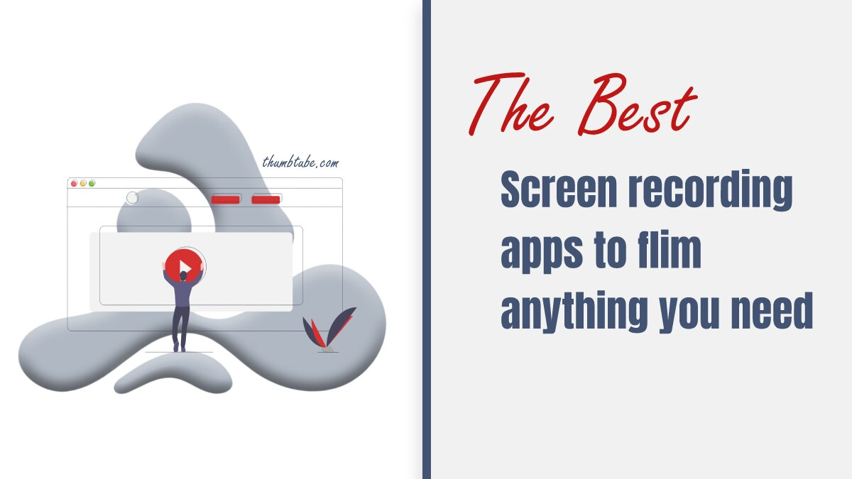 The best screen recording tools