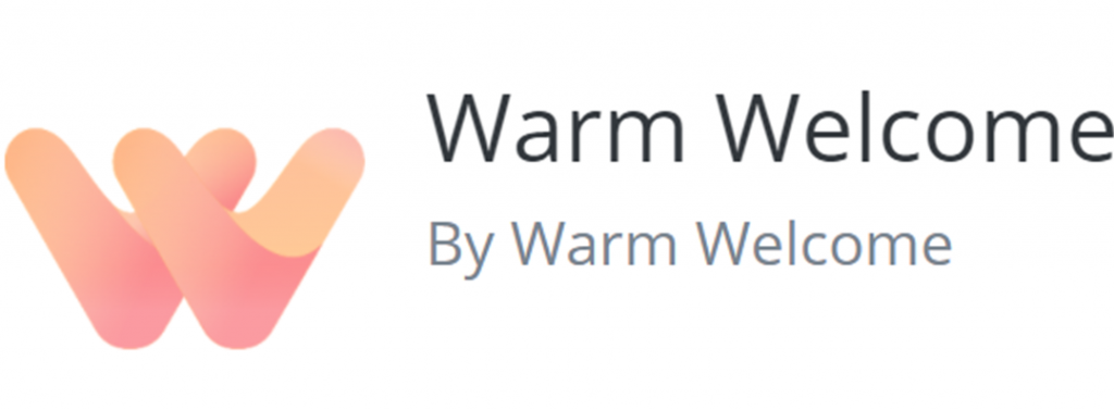 Warm Welcome icon and name