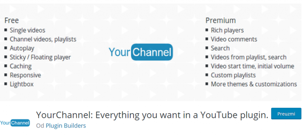 YourChannel banner