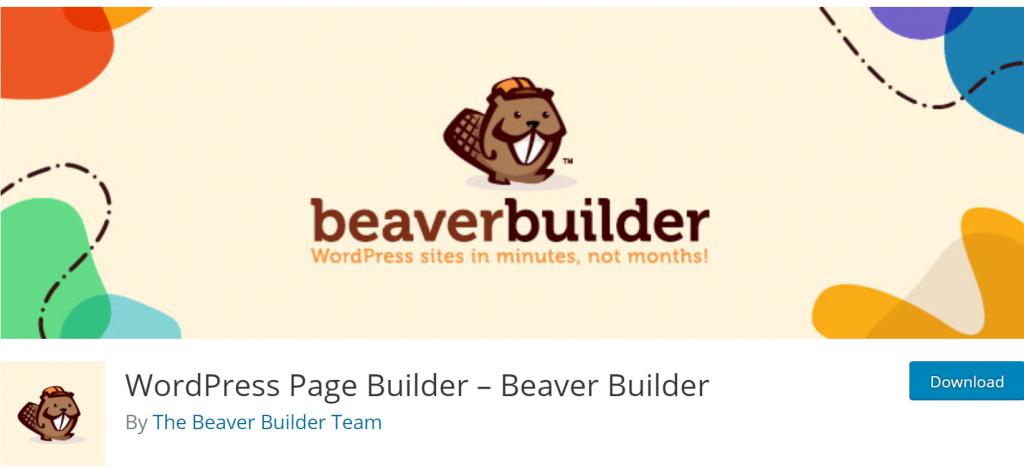 Beaver Builder banner