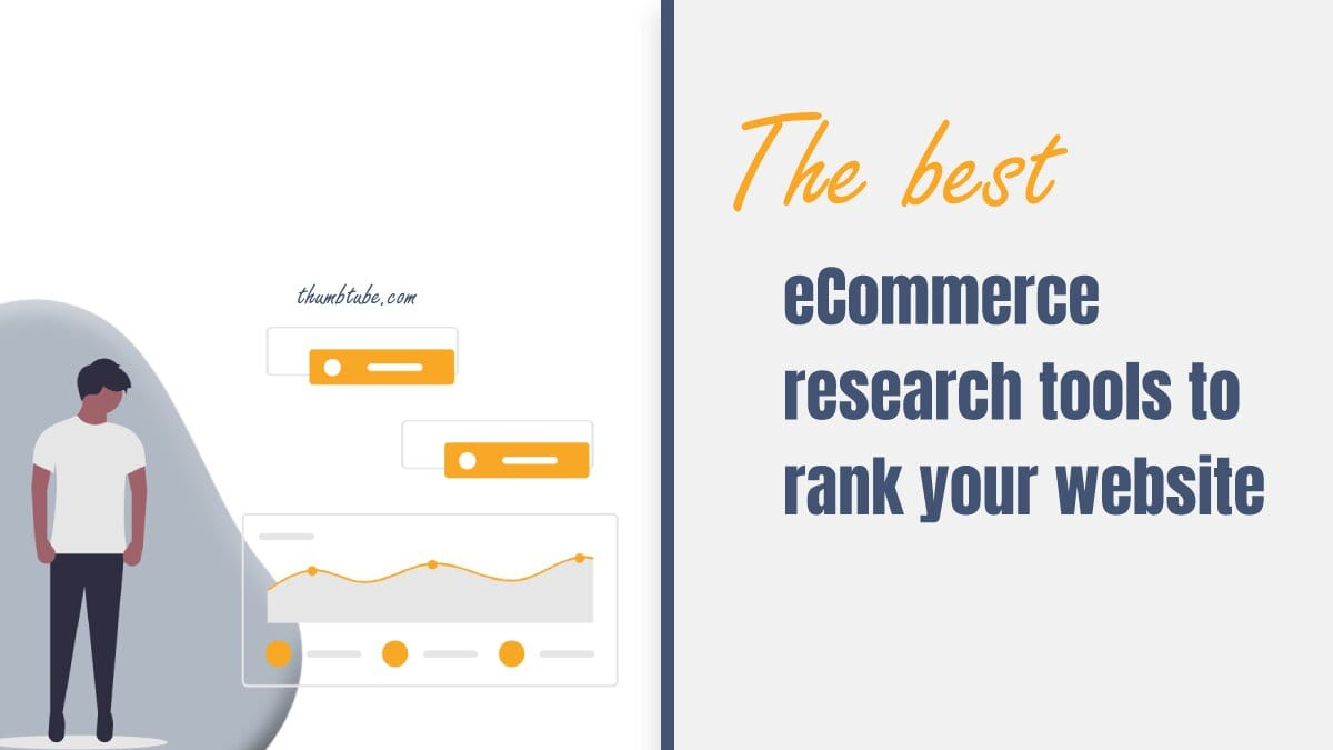 Best eCommerce research tools