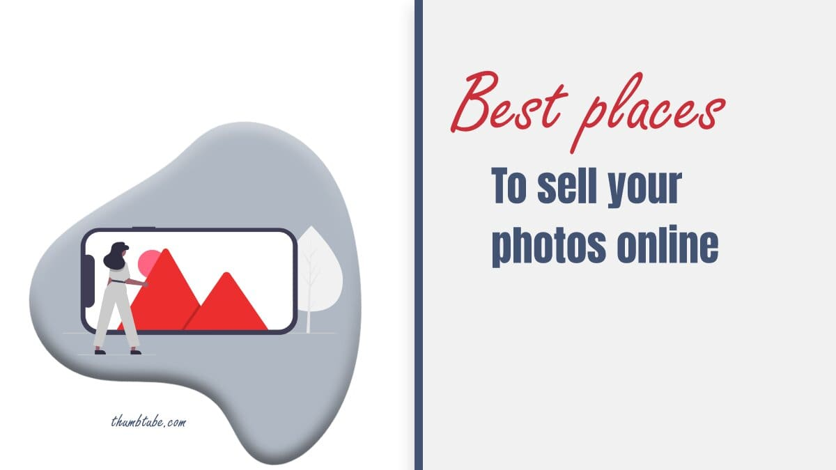 Best Places to Sell Your Photos Online